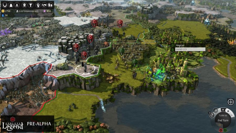 Endless Legend - Classic Pack Screenshot 5