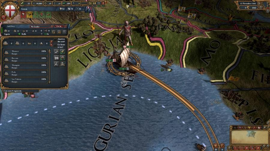 Europa Universalis IV - Wealth of Nations (extension) Screenshot 8