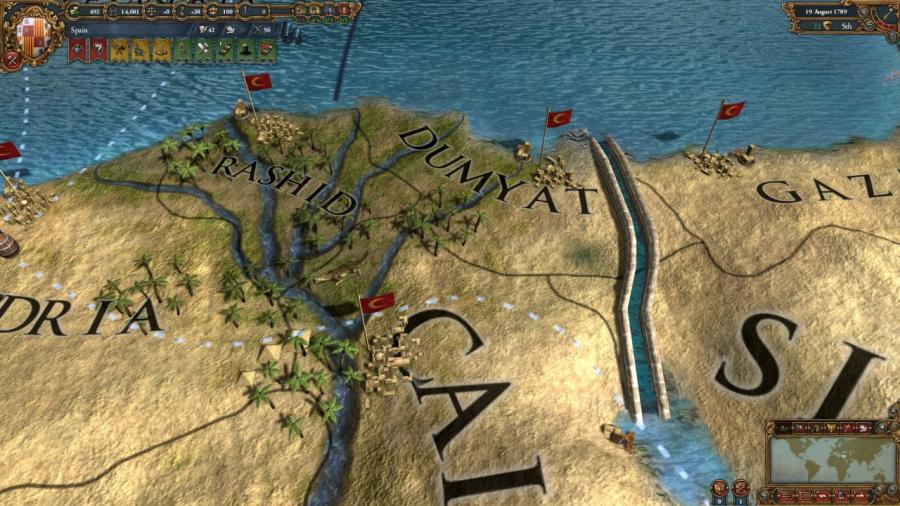 Europa Universalis IV - Wealth of Nations (extension) Screenshot 3