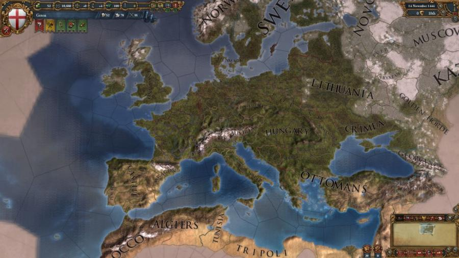 Europa Universalis IV - Wealth of Nations (extension) Screenshot 9