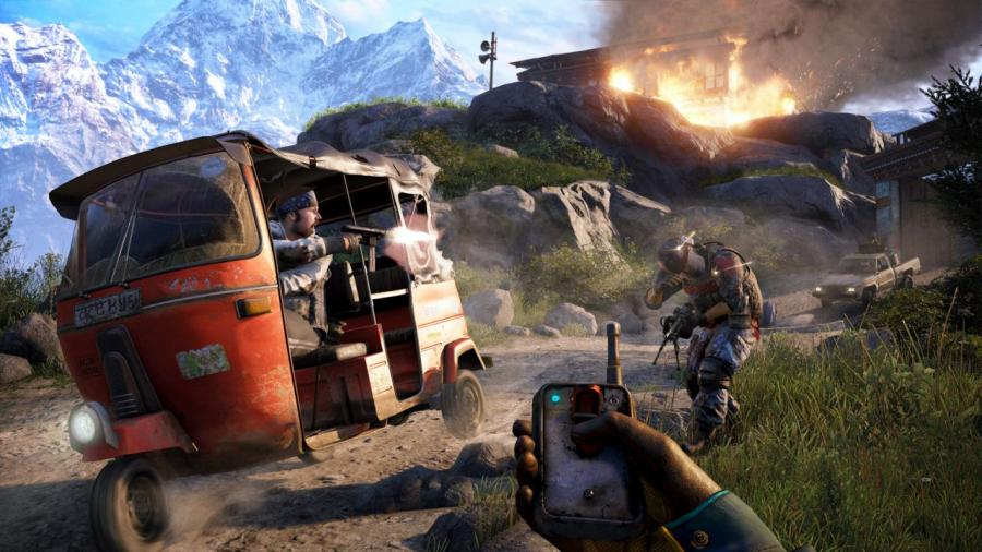 Far Cry 4 - Gold Edition Screenshot 4