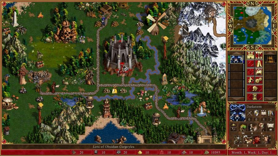 Heroes of Might & Magic III HD Screenshot 8