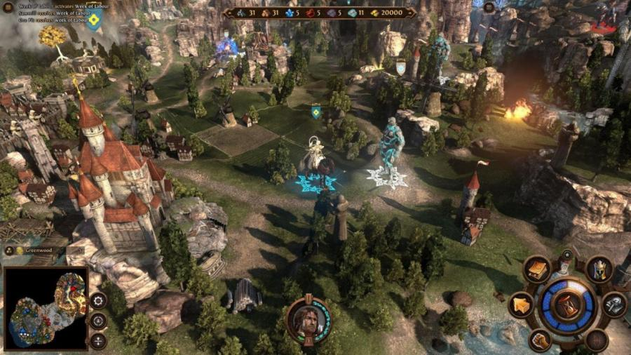 Might & Magic Heroes VII Screenshot 9