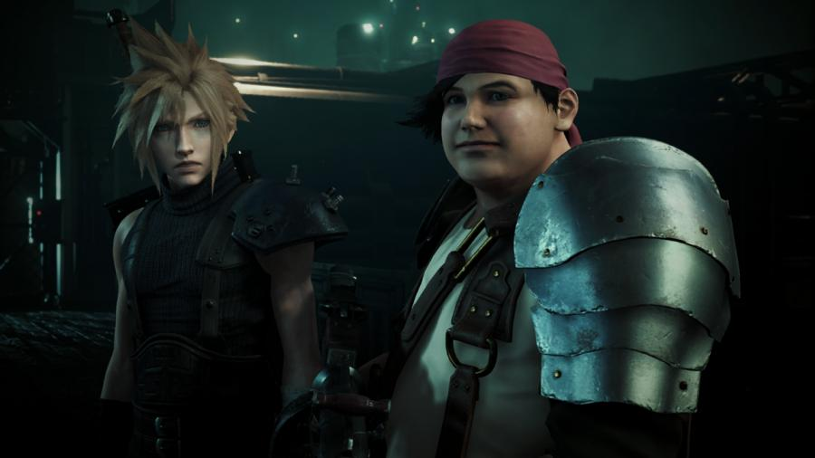 Final Fantasy VII Remake Screenshot 4