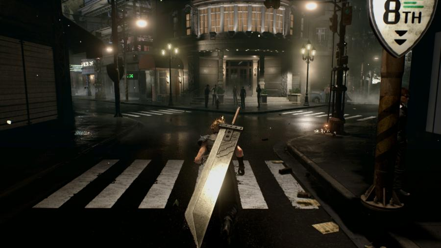 Final Fantasy VII Remake Screenshot 3