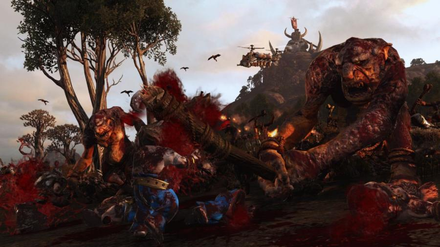 Total War Warhammer - Blood for the Blood God (DLC) Screenshot 4