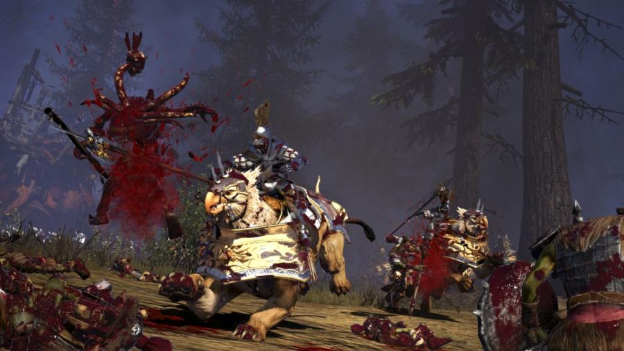 Total War Warhammer - Blood for the Blood God (DLC) Screenshot 6