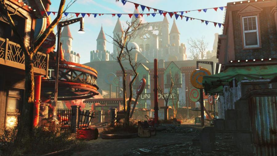 Fallout 4 - Nuka World DLC Screenshot 7