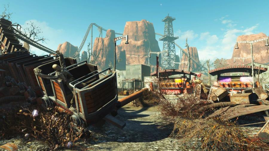 Fallout 4 - Nuka World DLC Screenshot 3