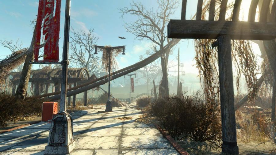 Fallout 4 - Nuka World DLC Screenshot 8