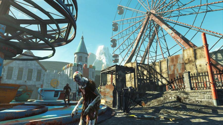 Fallout 4 - Nuka World DLC Screenshot 6