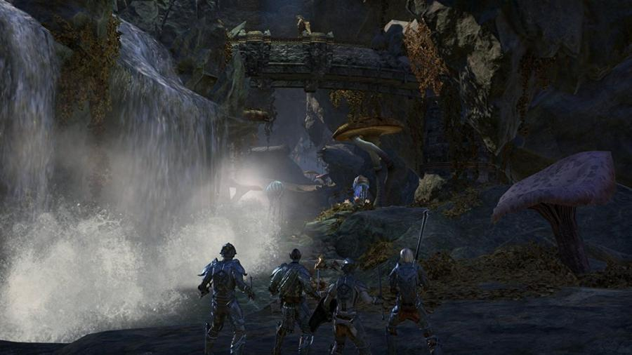 The Elder Scrolls Online - Morrowind (extension) Screenshot 4