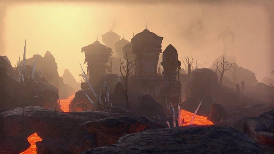 The Elder Scrolls Online - Morrowind (extension) Screenshot 3