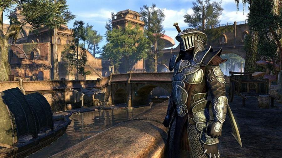 The Elder Scrolls Online - Morrowind (extension) Screenshot 5