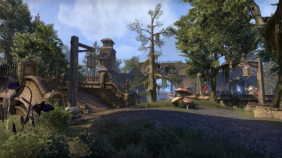The Elder Scrolls Online - Morrowind (extension) Screenshot 2