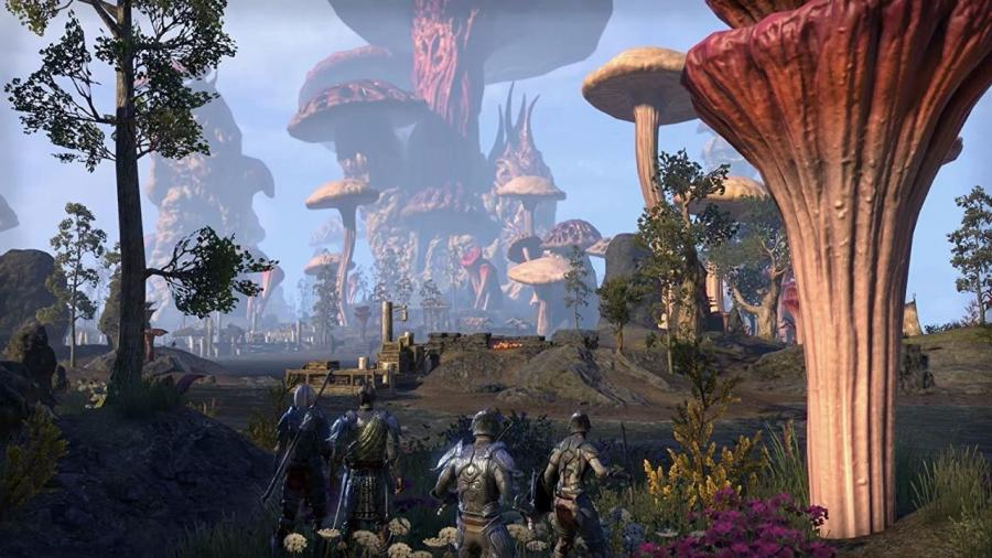 The Elder Scrolls Online - Morrowind (extension) Screenshot 1
