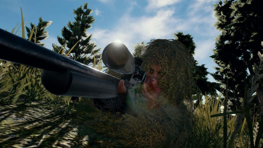 PlayerUnknown's Battlegrounds Screenshot 3