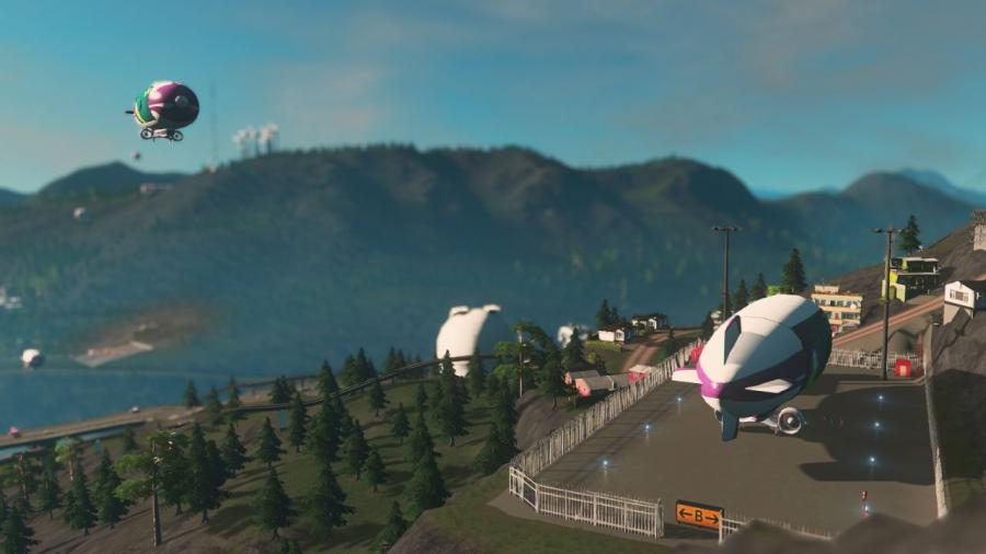 Cities Skylines - Mass Transit (DLC) Screenshot 6