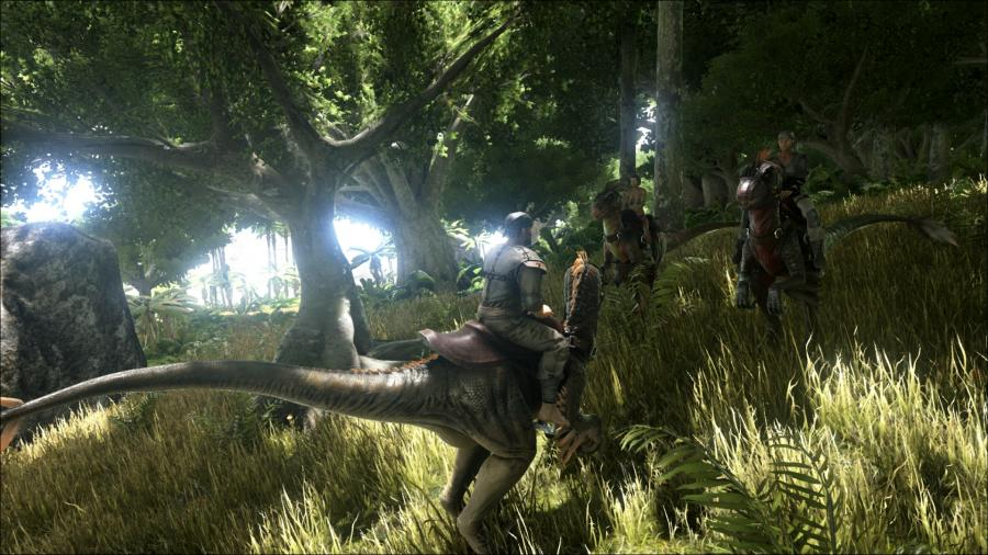 ARK - Survival Evolved Screenshot 8