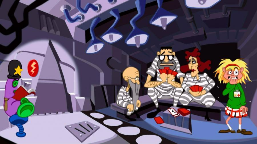 Day of the Tentacle Remastered Screenshot 6