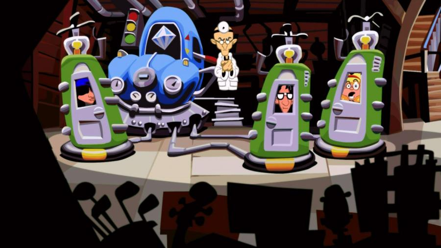Day of the Tentacle Remastered Screenshot 3