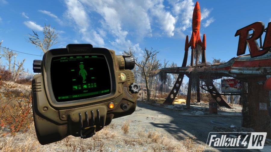 Fallout 4 VR Screenshot 2