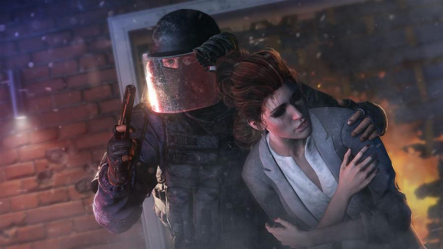 Rainbow Six Siege - Code de téléchargement Xbox One Screenshot 3