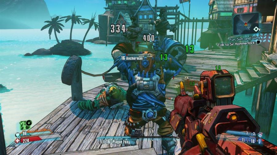 Borderlands The Handsome Collection - Code de téléchargement Xbox One Screenshot 2