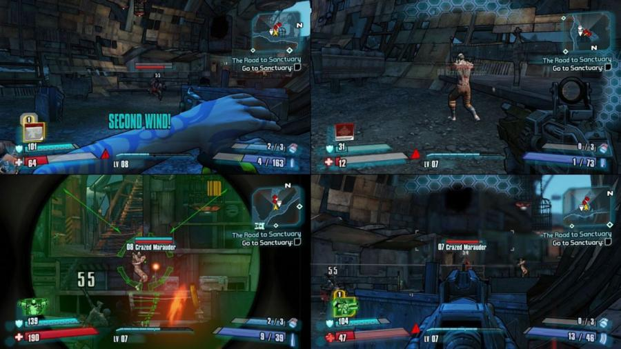 Borderlands The Handsome Collection - Code de téléchargement Xbox One Screenshot 3