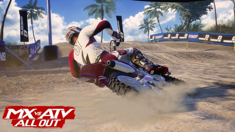 MX vs ATV All Out Screenshot 5