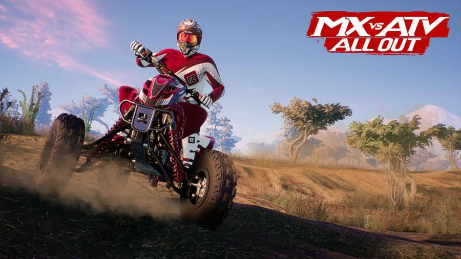 MX vs ATV All Out Screenshot 2