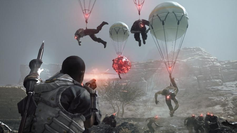 Metal Gear Survive Screenshot 3