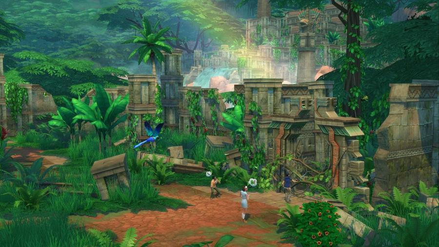 Les Sims 4 - Dans la jungle Bundle (DLC) Screenshot 6