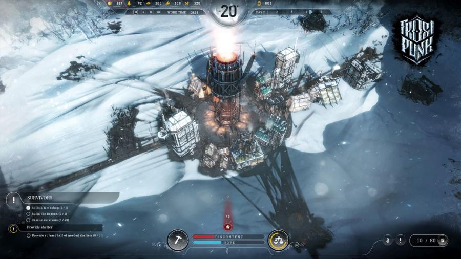 Frostpunk Screenshot 4