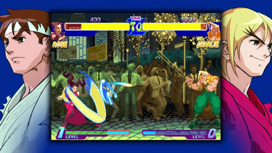 Street Fighter 30th Anniversary Collection Screenshot 7