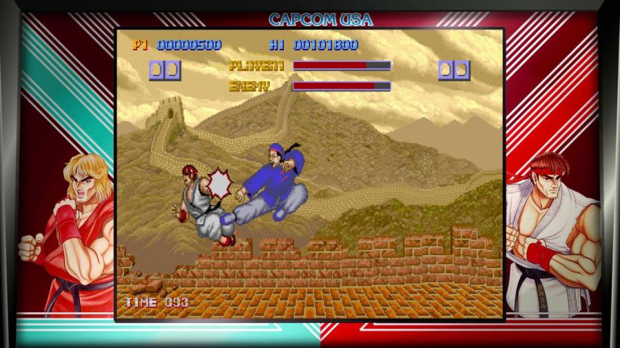 Street Fighter 30th Anniversary Collection Screenshot 8