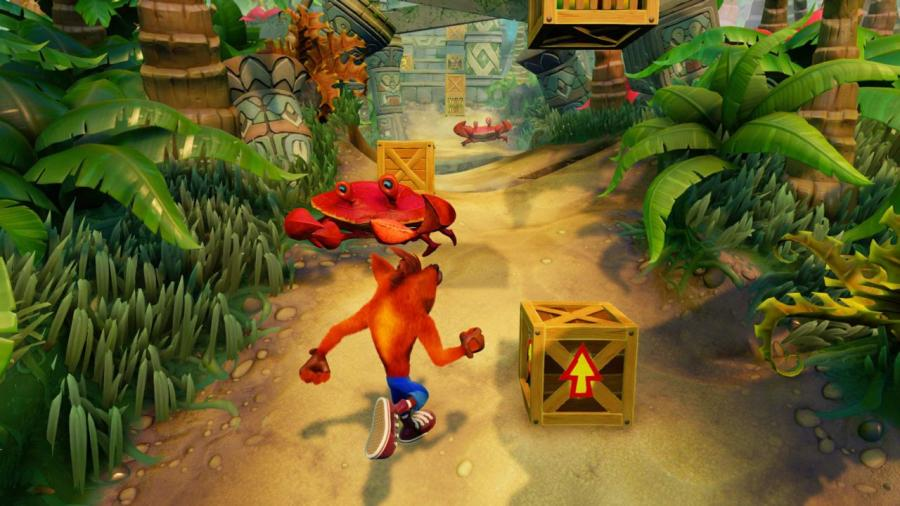 Crash Bandicoot N. Sane Trilogy Screenshot 4