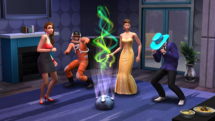 Les Sims 4 - Deluxe Party Edition (Xbox One Download Code) Screenshot 3