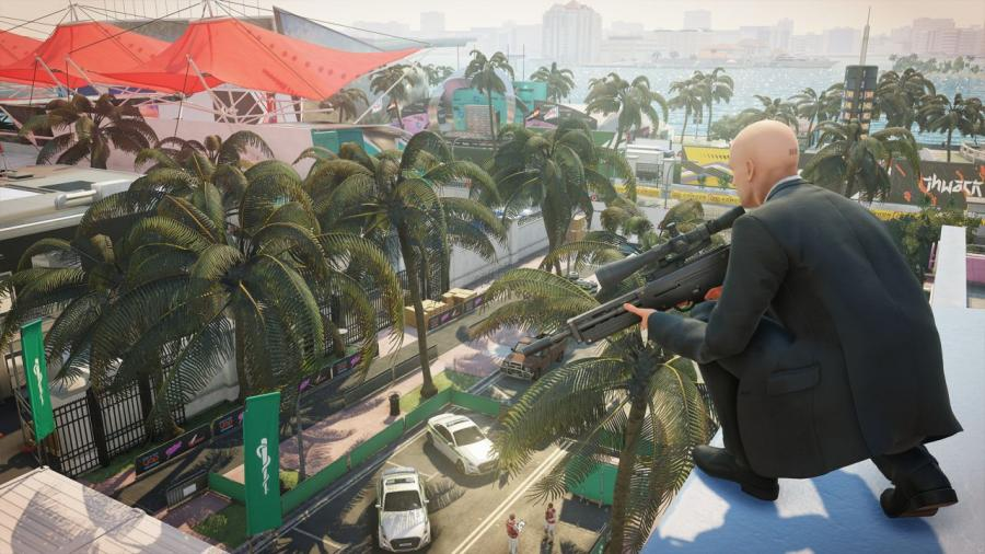 HITMAN 2 - Silver Edition Screenshot 4