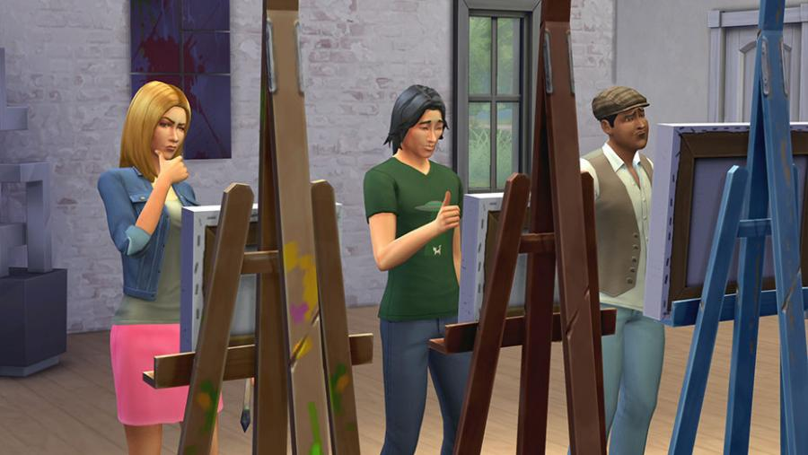 Les Sims 4 + Saisons Bundle (jeu original + extension) Screenshot 3