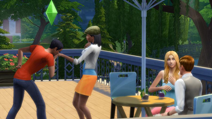 Les Sims 4 + Saisons Bundle (jeu original + extension) Screenshot 2