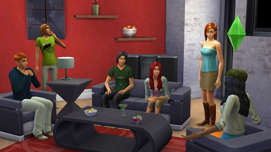 Les Sims 4 + Saisons Bundle (jeu original + extension) Screenshot 4