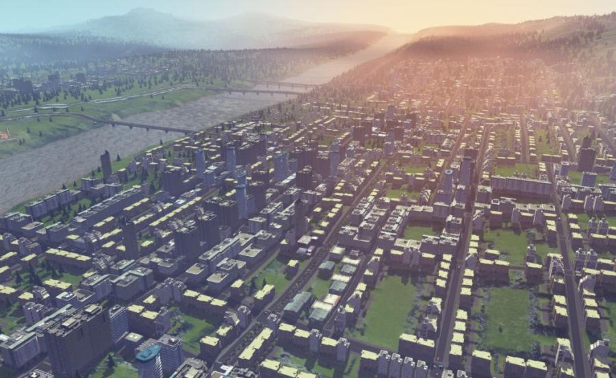 Cities Skylines - Edition Deluxe Screenshot 2