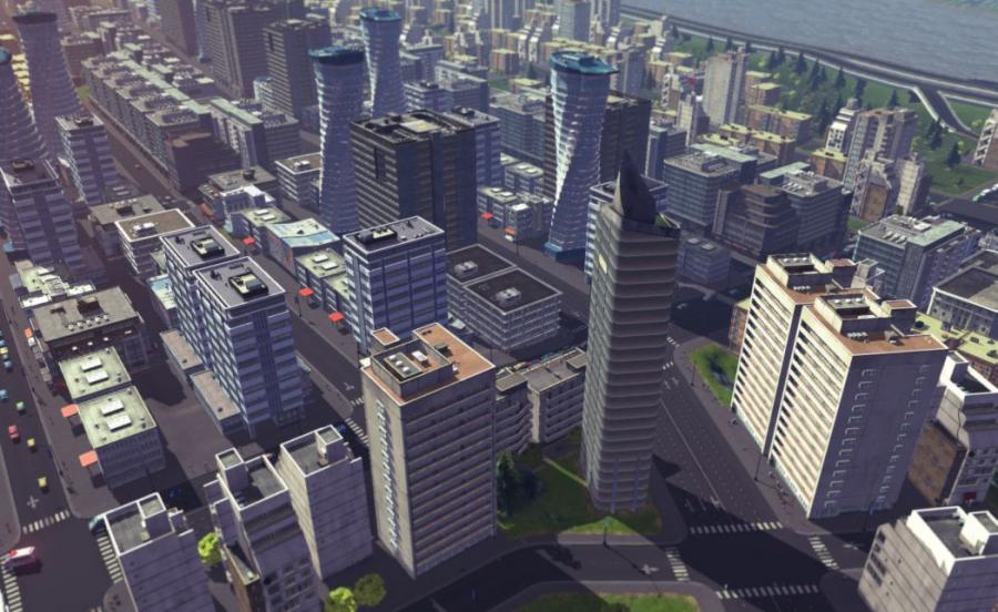 Cities Skylines - Edition Deluxe Screenshot 7