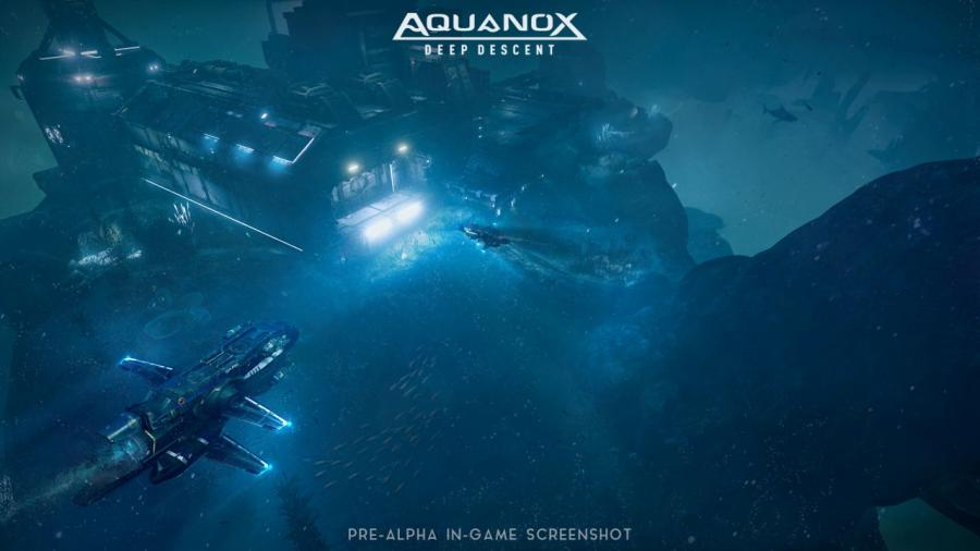 Aquanox Deep Descent Screenshot 7