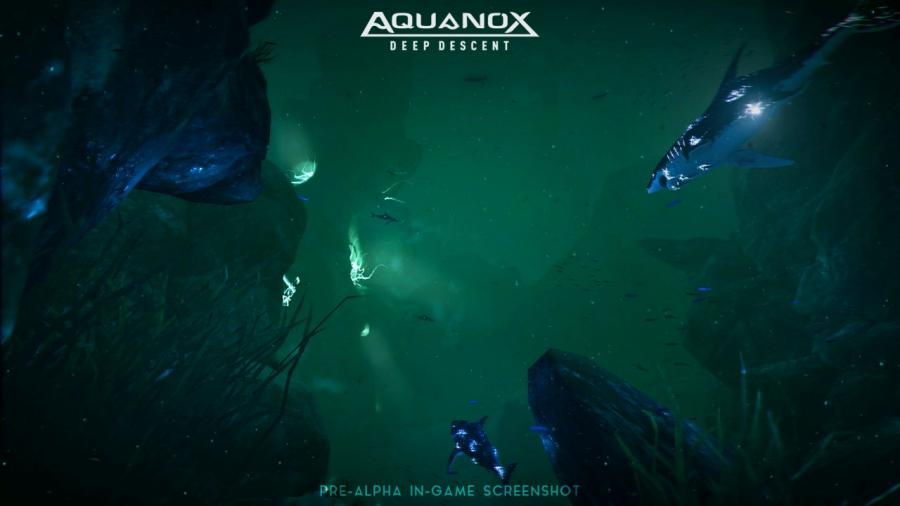 Aquanox Deep Descent Screenshot 4