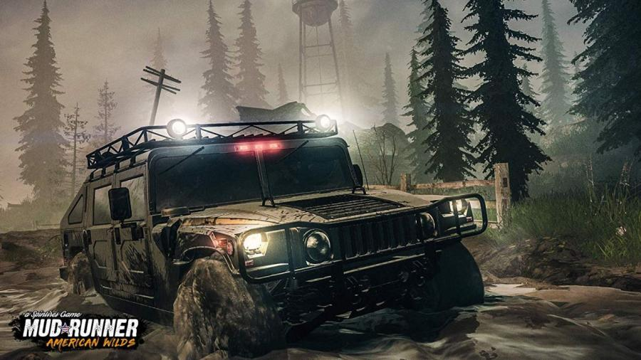 Spintires MudRunner - American Wilds Edition Screenshot 4