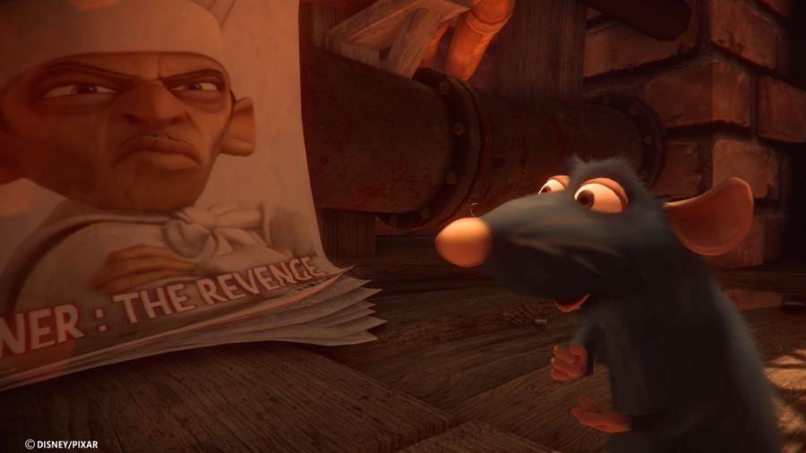 Rush - A Disney Pixar Adventure Screenshot 7