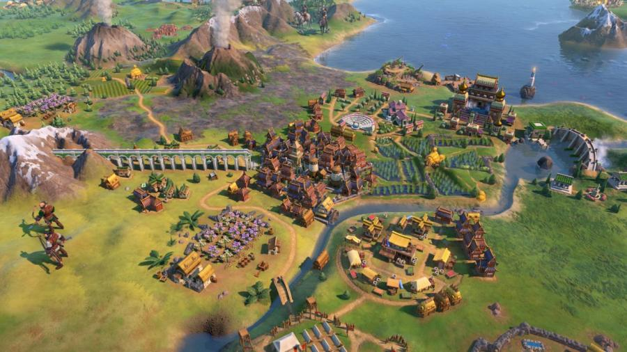 Civilization VI - Gathering Storm (Expansion) Screenshot 5