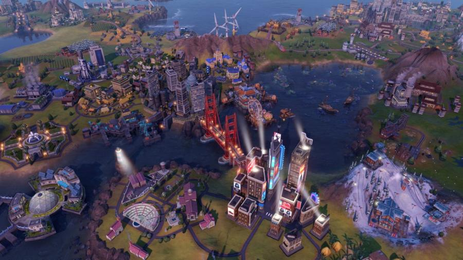 Civilization VI - Gathering Storm (Expansion) Screenshot 3